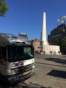 NE DistriService in Amsterdam centrum