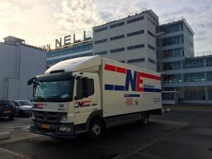 Wereld erfgoed Van Nelle te Rotterdam